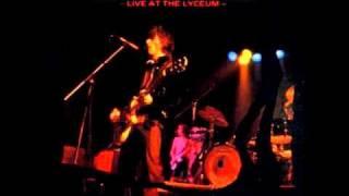 Johnny Thunders - Baby Talk (live)