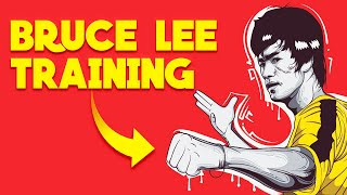 7 INSANE Bruce Lee Workout Training: Forearm Curl Exercises & Workout Routine