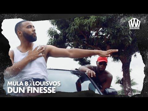 Mula B x LouiVos - Dun Finesse  (Prod. IliassOpDeBeat)