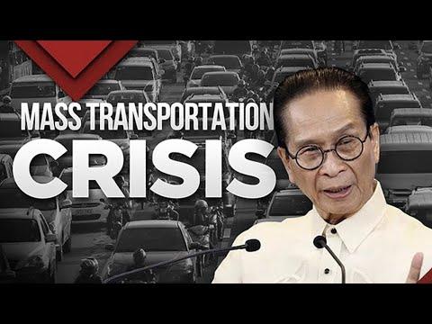 [GMA]  SONA: Sec. Panelo, kumasa sa hamong mag-commute matapos niyang sabihing walang…