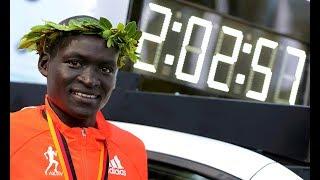 Download Video Dennis Kimetto Record Mundial de Maraton en el 41 Berlín Marathon 2014 MP3 3GP MP4