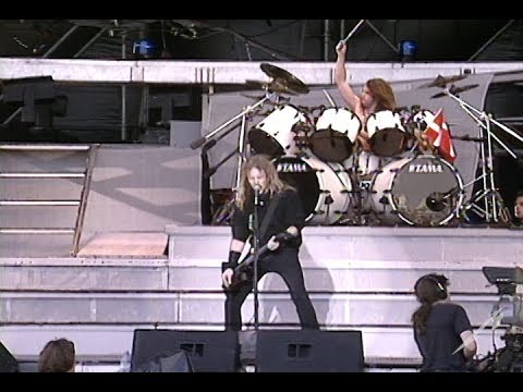 Metallica: Harvester Of Sorrow (August 17, 1991 - Donington, England) Mp3