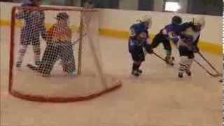 preview picture of video 'Peťo 7.r., Hokejový turnaj Ostroh 2013 zostrih 2 zápas NMnV-Púchov'