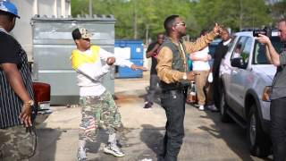 Doe B - Let Me Find Out Remix (Behind The Scenes) Part: 2 @KarltinBankz @CBMDOEB @TIP @TheRealJuicyJ