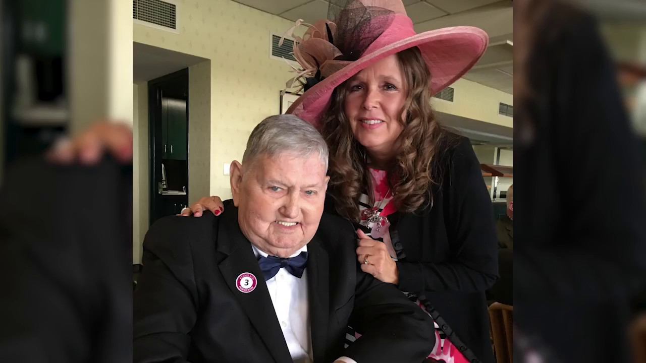 Hair Care Volunteer Helps Hospice Patient with A Day at the Races