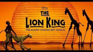 The Lion King Broadway Cast - Grasslands Chant (with lyrics!)