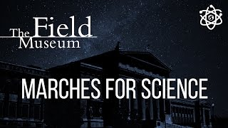 We're marching for science on April 22 Are you