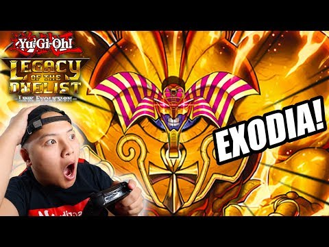 EXODIA OBLITERATE! YUGI VS KAIBA 2019! (Yu-Gi-Oh Legacy Of The Duelist Link Evolution | Lets Play)