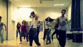 Simon Says Dance - Something Really Bad - Dizzee Rascal ft Will.I.Am