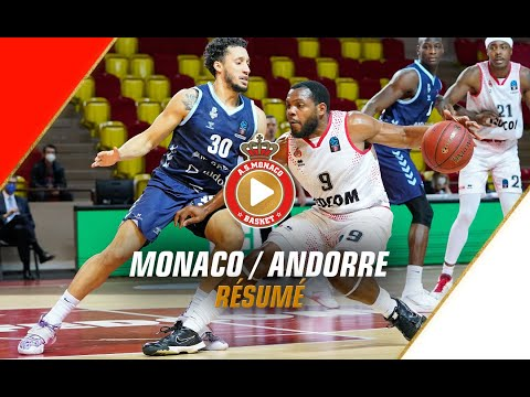 [MINI-MOVIE] Monaco - Andorre | EUROCUP