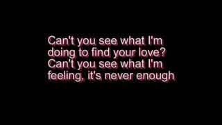 Daniele Negroni  If You're Lonely (Lyrics)