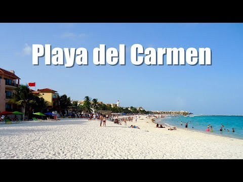 Playa del Carmen city tour, Mexico
