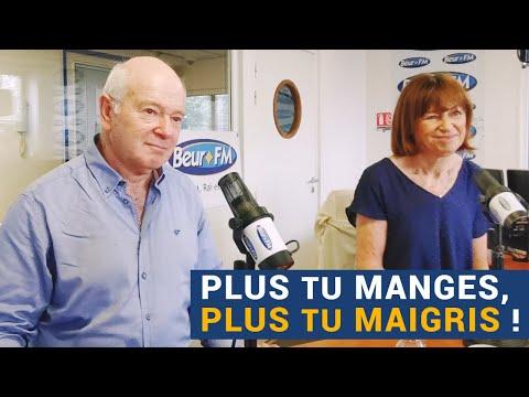 [AVS] Plus tu manges, plus tu maigris ! - Dr Roseline Lévy-Basse et Dr Patrick Sérog