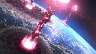 一万年后,5000亿人类开始争夺地球,地球则被暗物质变成了死星!