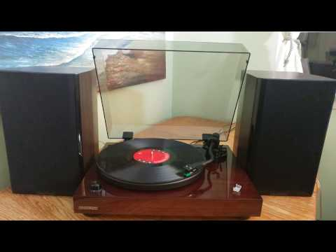 Fluance RT81 Hi Fi Turntable Record Player Review