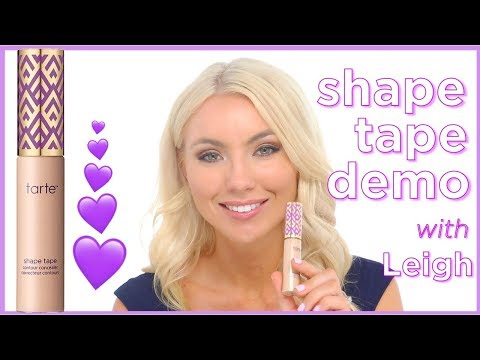 Shape Tape Concealer by Tarte #2