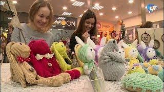 В Великом Новгороде прошла ярмарка хэнд-мэйда