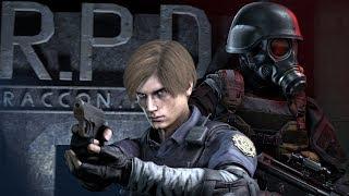 Resident Evil 2 Animation - Leon's First Day [SFM]