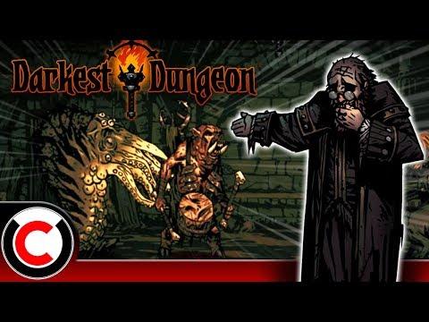 Darkest Dungeon: Really Losing It - Ultra Creepy