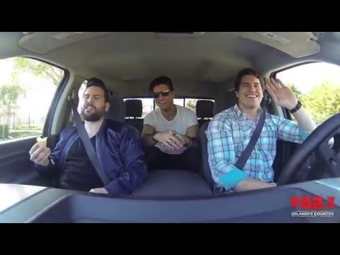 Country Carpool With DAN+SHAY And J.R. - J.R. Off Air
