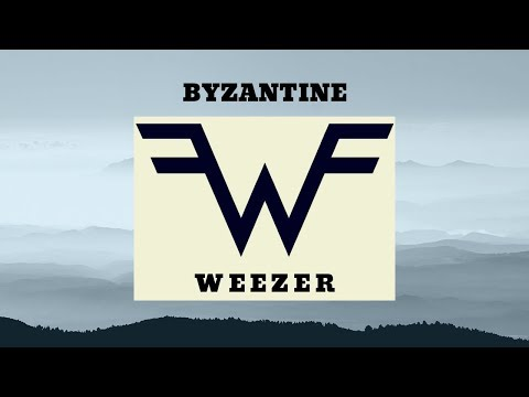Weezer Byzantine (LYRICS)