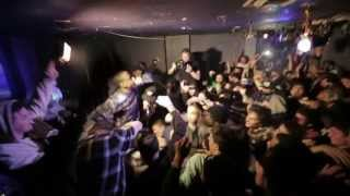 The Underachievers Live @ Low End Theory 01.02.13 California Pt.2