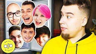 Rozpoznaj YouTubera Po Lodówce Challenge
