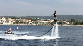 Initiation au Flyboard à la Ciotat