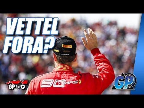 O maior medo de F1 e Ferrari é o risco real de Vettel parar | GP às 10