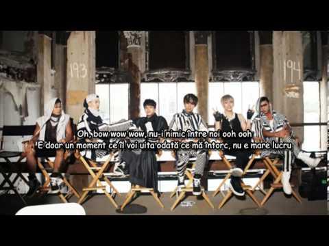 B.A.P - Bow Wow Romanian subtitles