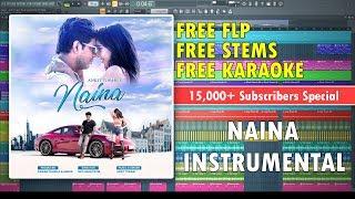 Naina (Instrumental) | Ankit Tiwari | Dr.Vilest | FREE FLP & KARAOKE DOWNLOAD