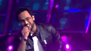 "Adnan Ahmad performed ""Tu Hi Meri Shab Hai""   The Voice India   Season 3"