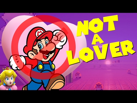 Mario is NOT A LOVER !