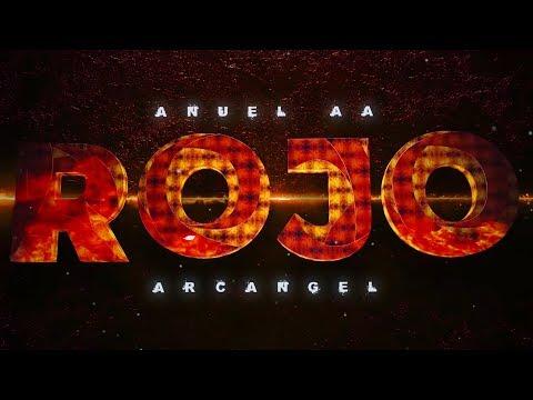 Letra Rojo Arcangel Ft Anuel AA