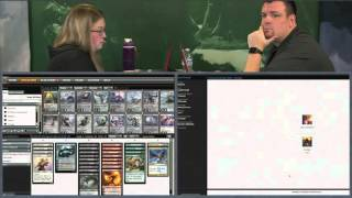 2015 Magic Community Cup Round 11 (BFZ Draft)