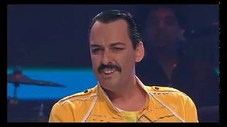 freddie mercury australias got talent semi final hd thomas crane