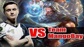 Dota 2 Stream: Liquid vs MangoBay 1 ИГРА The Kuala Lumpur Major | EU