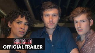 Silk Road (2021 Movie) Official Trailer – Jason Clarke, Nick Robinson