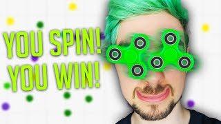 YOU SPIN! YOU WIN! | Spinz.io w/ Felix
