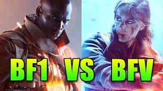 Battlefield 1 VS Battlefield V - Polar Opposites