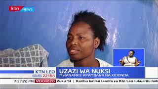 Alipata mtoto kupitia upasuaji, lakini aliwachwa na kidonda kisichopona kwa miaka mitano sasa