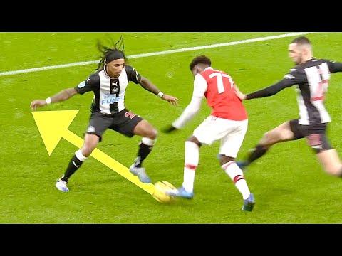 This Is Why Arsenal Fans Love Bukayo Saka!