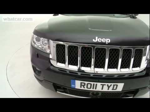 2012 Jeep Grand Cherokee review - What Car?