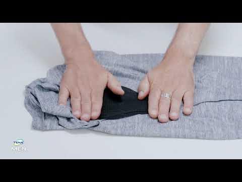 Dich nerven Schweißflecken beim Sport? Wir zeigen, wozu ein TENA MEN Protective Shield so alles gut sein kann. Probiere es aus!