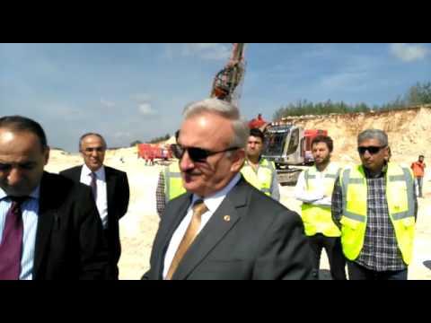 Vali Karaloğlu Çubukbeli'ne yapılacak tünelle ilgili açıklama yaptı