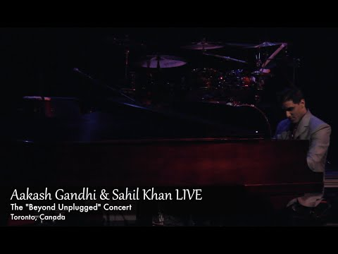 Aakash Gandhi and Sahil Khan LIVE - Bollywood Instrumental Mashup | Beyond Unplugged (видео)