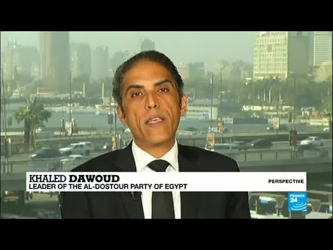 Khaled Dawoud: 'We were not given a chance to even compete in Egypt's election'
