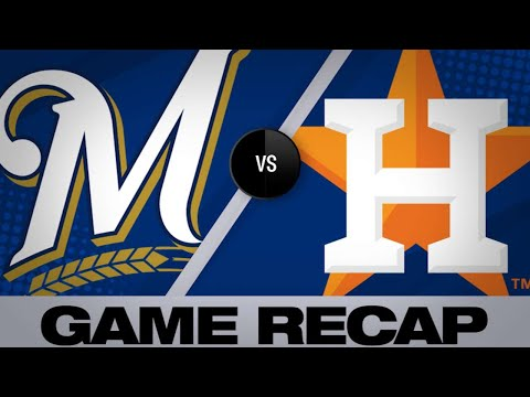 6/11/19: Gurriel's 3 RBIs power Astros to a 10-8 win