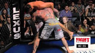 Jeff Monson vs. Tony Lopez - MMA Candy