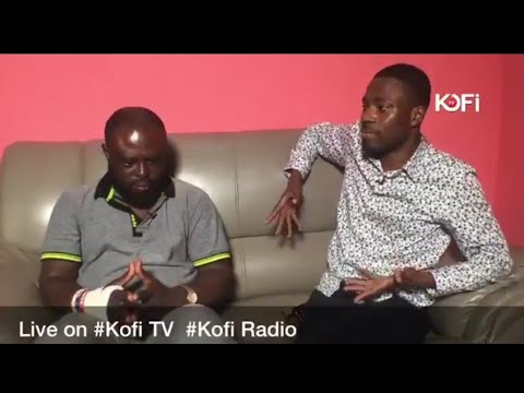 FULL VIDEO: SOFO APPIAH TALKS ABOUT WHAT REALLY HAPPENED LIVE ON #KOFI TV